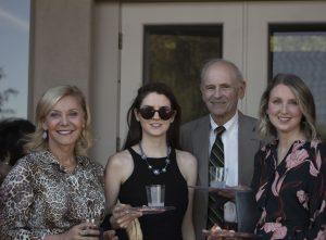 Romano family with Paula Fasseas